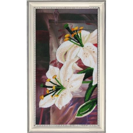 Набор для вышивания бисером Butterfly 209 Лилии фото