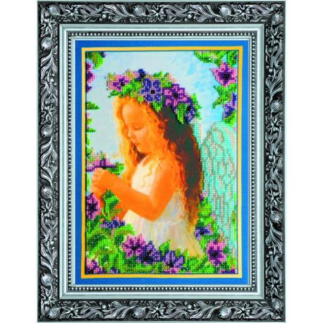 Набор для вышивания бисером Абрис Арт АВ-046 Гадание фото