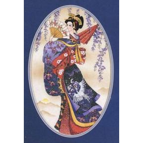 Набор для вышивания Dimensions 13099  Splendor of the Orient