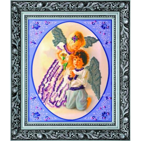 Набор для вышивания бисером Абрис Арт АВ-036 Нежность фото