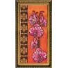 Набор для вышивания бисером Абрис Арт АВ-100 Орхидеи - 1 фото