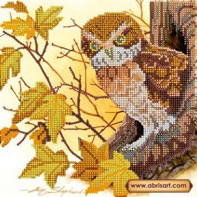 Схема для вышивания бисером Абрис Арт АС-481 Сказки леса