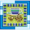 Набор для вышивания бисером Абрис Арт АВ-130 Горячий шоколад