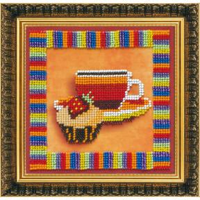 Набор для вышивания бисером Абрис Арт АВ-093 Чашечка