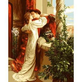 Набор для вышивания гобелен Goblenset  G673 Ромео и Джульетта