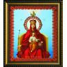 Набор для вышивания Абрис Арт АВ-030 Божья Матерь Державная фото