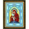 Набор для вышивания Абрис Арт АВ-059 Богородица Почаевская фото