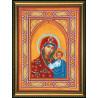 Набор для вышивания Абрис Арт АВ-074 Богородица Казанская фото
