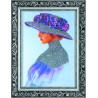Набор для вышивания бисером Абрис Арт АВ-002 Виолет фото