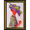 Набор для вышивания бисером Абрис Арт АВ-012 Элизабет фото