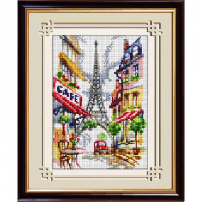 Набор для рисования камнями Dream Art. 30063 Парижское кафе