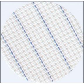 Канва Накладная (выдергиваемая) Zweigart 510/56 (68 см х 10 см) белая