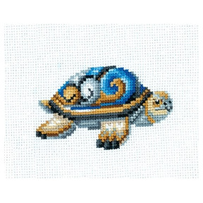Набор для вышивки Сделай Своими Руками Статуэтки.Черепаха С-41