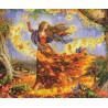 Набор для вышивки крестом Dimensions 70-35262 Fall Fairy фото