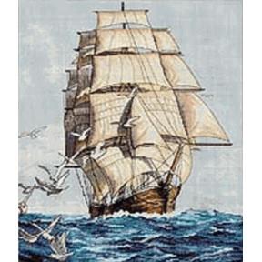 Набор для вышивания  Dimensions 03886 Clipper Ship Voyage