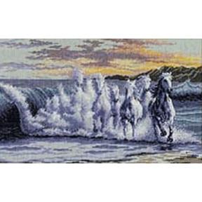 Набор для вышивания  Dimensions 35026 The Wave