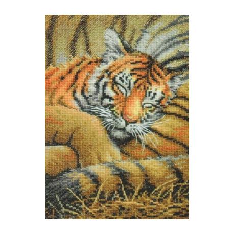 Набор для вышивки крестом Dimensions 70-65105 Cozy Cub фото