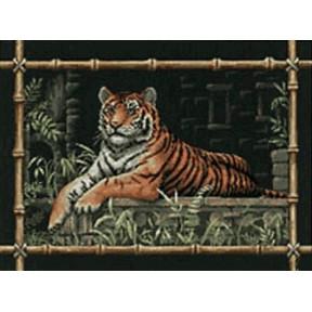 Набор для вышивания  Dimensions 35158 Bamboo Tiger