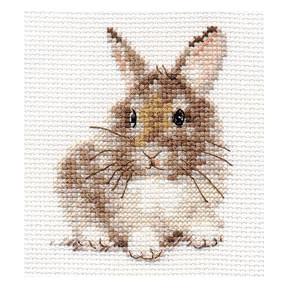 Набор для вышивки крестом Алиса 0-170 Крольчонок