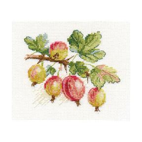 Набор для вышивки крестом Алиса 0-142 Крыжовник