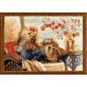 Набор для вышивки крестом Риолис 1248 Домашние любимцы фото