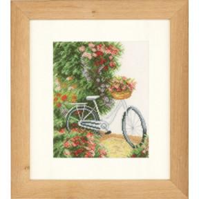 Набор для вышивания Lanarte PN-0147006 Мой велосипед фото