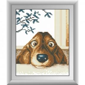 Набор для рисования камнями Dream Art. 30341 Очаровательный щенок