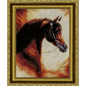 Набор для вышивания  Kustom Krafts NNT-018 Fadjur - Stallion