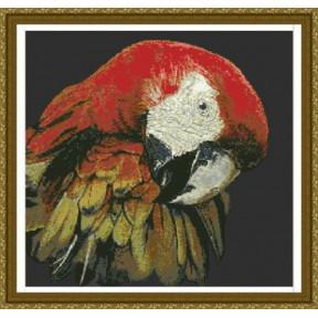 Набор для вышивания Kustom Krafts JW-014 Macaw фото