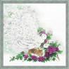Набор для вышивки крестом Риолис v100/030 Сад Махараджи фото