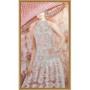 Набор для вышивания бисером Нова Слобода ДК-2100 Ажур