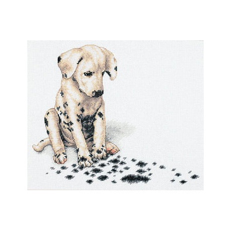 Набор для вышивания Dimensions 35179 Dog Achoo! фото