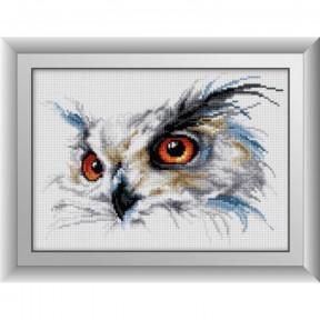 Набор для рисования камнями Dream Art. 30431 Филин