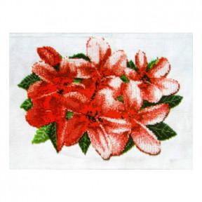 Набор для вышивания бисером ВДВ ВБ-53 Орхидея фото