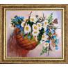Набор для вышивания бисером Butterfly 212 Корзина с цветами фото