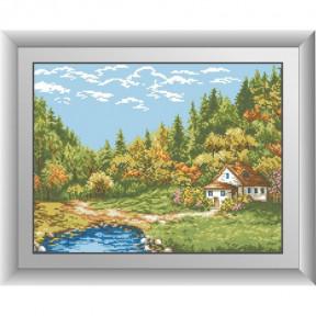 Набор для рисования камнями Dream Art. 30467 На опушке фото