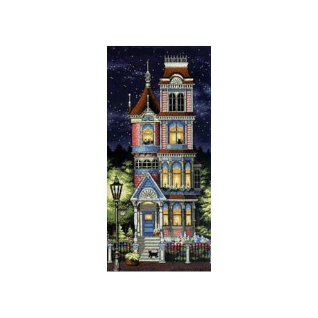 Набор для вышивания Dimensions 13666 Victorian Charm фото