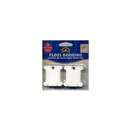 Бобины пластиковые DMC 6102/12 для мулине фото