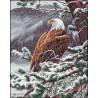 Набор для вышивания крестом Classic Design Страж леса 4427 фото