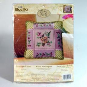 Набор для вышивания гобелена Bucilla 4904 Kensington Road фото