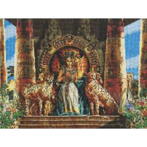 Набор для вышивания крестом DMC BK753 Egyptian Queen