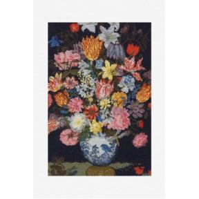 Набор для вышивания крестом DMC BL1112/71 Bosschaert's A Still Life of Flowers