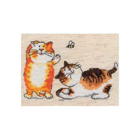 Набор для вышивки крестом Алиса 0-29 Жу-жу фото