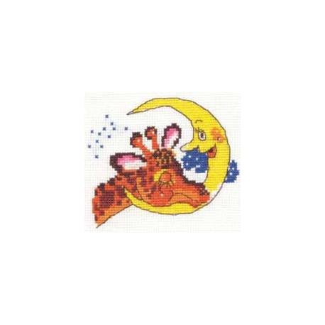Набор для вышивки крестом Алиса 0-06 Баю-бай фото