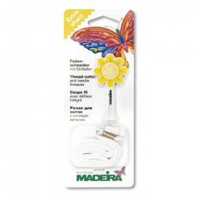 Резак для ниток Madeira  9473 с нитевдевателем .