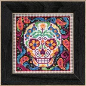 Набор для вышивания Mill Hill MH145204 Sugar Skull