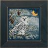 Набор для вышивания Mill Hill MH144304 Snowy Owl фото