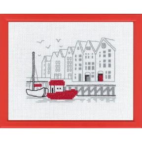 Набор для вышивания Permin 13-7120 Bergen