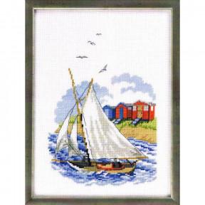 Набор для вышивания Permin 92-8120 Vessels