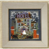 Набор для вышивания Mill Hill MH148201 Haunted Hotel фото